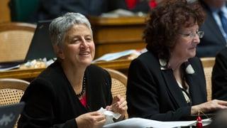 Maurers Defizit-Garantie wundert Parlamentarier