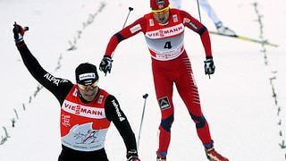 Northug gegen Cologna und norwegischen Tour-Fluch