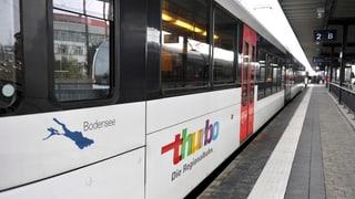 7,4 Millionen Franken für Bahn und Bus im Thurgau