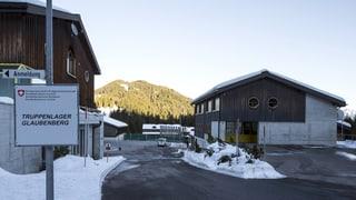 Die Asylunterkunft auf dem Glaubenberg wird ausgebaut