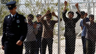 Griechen fehlt das Geld für die Aufnahme von Flüchtlingen