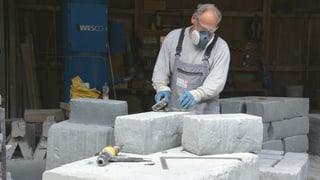 Sandstein und Granit sind im Ausland gefragt