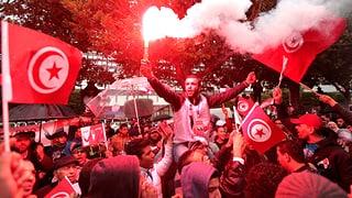 Tunesien schreibt Demokratie-Geschichte