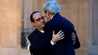 Kerry entschuldigt sich für Fehlen an Solidaritätsmarsch