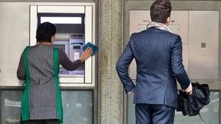 «Keine Bank zahlt absichtlich ungleiche Löhne»