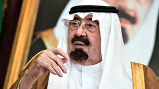 Saudi-Arabien und der Westen: sorgsam gepflegtes Zweckbündnis