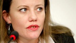 Sarah Harrison: Die Frau, die sich mit den Mächtigen anlegt