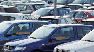 Ein Drittel weniger für gebrauchte Dieselautos