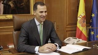 Spaniens König löst Parlament auf und setzt Neuwahlen an