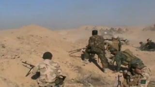 Irakische Armee startet Grossoffensive gegen IS-Miliz