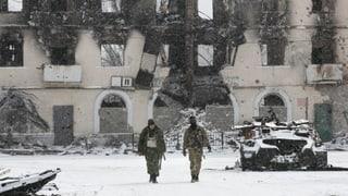 Brüchige Waffenruhe: «Es sieht nicht gut aus»
