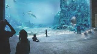 Anonymer Spender gibt 30 Millionen für Ozeanium des Zoo Basel