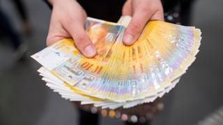 Macht ein Grundeinkommen faul? Lausanne will es wissen