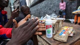 Furcht vor Ebola in Westafrika wächst