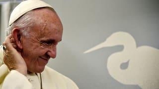 Verschweigen bereitet Franziskus kein Kopfzerbrechen