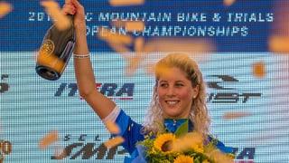 Jolanda Neff è campiunessa europeica