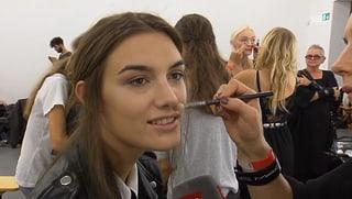 Ronja Furrer: «Fashion Shows in der Schweiz sind intimer»