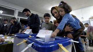 Wahlen im Iran: Triumph der Reformer stärkt Rohanis Kurs