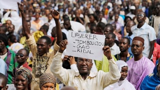 Mali wieder aufbauen - mit Hilfe der Diaspora