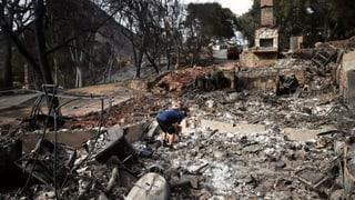 Nach dem Verlust des Hauses beginnt der Kampf ums Hilfsgeld
