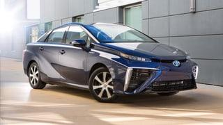 Toyota: Brennstoffzellen-Auto geht erstmals in Serie