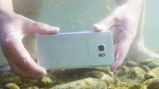 Wie wasserdicht Smartphones wirklich sein können