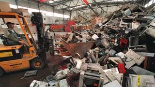 Europa hat ein neues Müllproblem