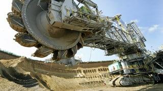 Zementwerk Siggenthal testet erfolgreich Braunkohle