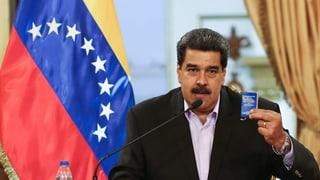 Maduro reagescha sin sancziuns americanas
