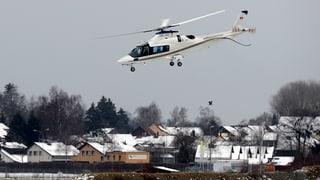 WEF: Flugplatz Dübendorf entlastet den «grossen Bruder»