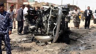 Irak erlebt tödlichsten Monat seit fünf Jahren