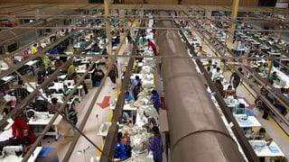 «Die Textilindustrie saugt ein Land aus»