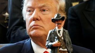 Wie Trump den Terror ausradieren will