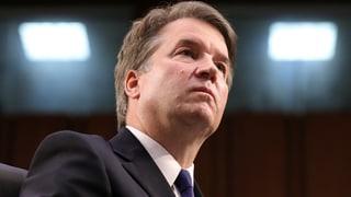 Missbrauchsvorwurf gegen Trumps Richterkandidaten