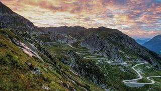 Immer wieder der Gotthard