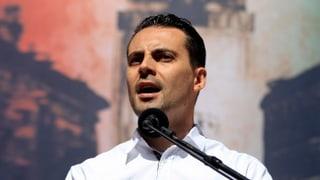 Aufruhr in Rumänien wegen rechtsextremem Politiker