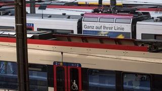 A Lucerna circuleschan puspè ils trens