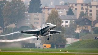 Mehr Starts und Landungen in Emmen ab 2018