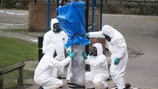 Chemiewaffen-Experten stützen britische Labor-Ergebnisse