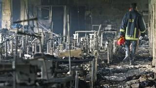 Feuer in Textilfabrik: Über 100 Tote in Bangladesch