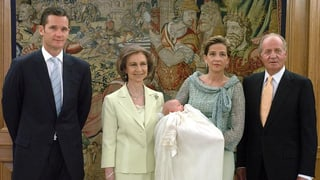 König Juan Carlos «entfernt» seinen Schwiegersohn