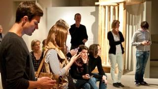 «Tweetup» – wie Museen junge Besucher begeistern wollen