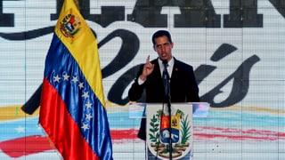 Oppositionschef Guaidó für politische Ämter gesperrt