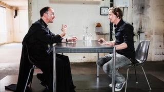 «Das ist Rock'n'Roll» – Arno Camenisch trifft Abt Urban Federer (Artikel enthält Video)