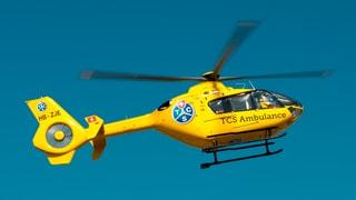 Aargauer Rettungszentrale setzt neu auf TCS-Helikopter