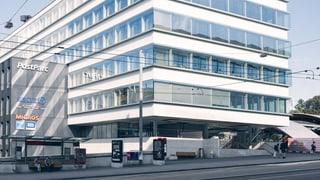 Eine Welt für mobile Menschen: die «Welle 7» am Bahnhof Bern
