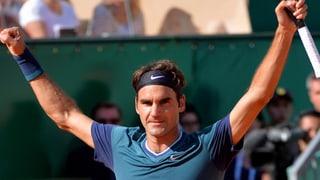 Baby-Pause für Roger Federer