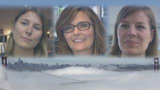 Wie Schweizer Frauen im männerdominierten Tech-Mekka in Kalifornien vorne mitmischen.