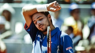 Wawrinka leicht verletzt - Federer gegen Simon