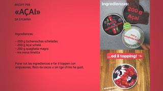 «food&stories» - açai (Artitgel cuntegn video)